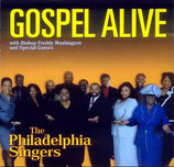 The Philadelphia Singers - Gospel Alive