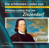 S&G Studiochor - Die schönsten Lieder von Nikolaus Ludwig Graf von Zinzendorf