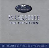 ICC 25th Anniversary : Worship On Location (2-CD)