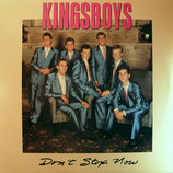 Kingsboys - Don't stop now