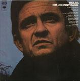 JOHNNY CASH : Hello, I'm Johnny Cash