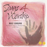 Songs 4 Worship - Holy Ground 2-CD