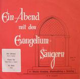 Evangelium-Sänger - Ein Abend mit den Evangelium-Sängern