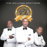 Williams Brothers - 50 Years Celebration CD