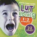 Doppelpunkt : Kids - Lut und rockig 1-3 komplett (32 Songs!) 2-CD