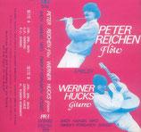 Werner Hucks (Gitarren) & Peter Reichen (Flöte)