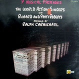 The World Action Singers with Richard & Patti Roberts - 9 Musical Packages