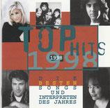 Top Hits 1998 - Die besten Songs und Interpreten des Jahres 1998 (Pila Music, Kir Music, Hännssler)(2-CD)
