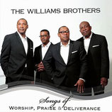 Williams Brothers - Songs of Worship, Praise & Deliverance CD