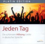 Jeden Tag; Die schönsten Hillsong-Lieder in deutscher Sprache