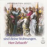 Zentralchor u. Orchester der Gebetskirche Sachsen-Anhalt - Wie lieblich sind deine Wohnungen, Herr Zebaoth (Pfingsten 2001)