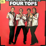 THE FOUR TOPS - Back Where I Belong