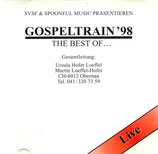 Gospeltrain '98 - The Best Of...