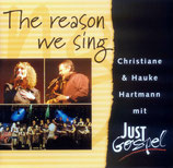 Christiane & Hauke Hartmann mit Just Gospel - The reason we sing