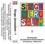 Musikgruppe der Katholisch-Charismatischen Erneuerung Steiermark - Singe Jerusalem