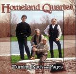 Homeland Quartet - Turning Back the Pages -