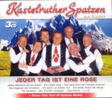 Kastelruther Spatzen - Jeder Tag ist ein Rose (3-CD)