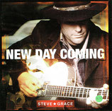 Steve Grace - New Day Coming