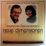 Stephanie Wolf-Morgan - Neue Dimensionen