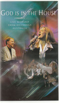 God Is In The House - Live Worship From Hillsongs Australia VHS Video