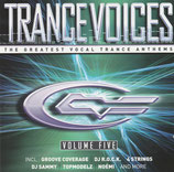 TRANCE VOICES Volume Five (2-CD)