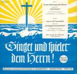 Gemischter Chor Mühlheim / Vereinigte Männerchöre - Singet und spielet dem Herrn! 1706