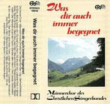 Männerchor des Christlichen Sängerbundes - Was dir auch immer begegnet