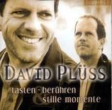 David Plüss - tasten-berühren / stille momente (2-CD)