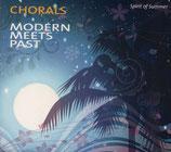 Heiko Albrecht : CHORALS ; Modern Meets Past