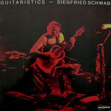 Siegfried Schwab - Guitaristics VINYL-LP vg+