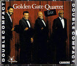 Golden Gate Quartet - Live (Double-CD,Carrere)