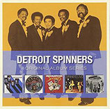 SPINNERS - Original Album Series (Spinners / Mighty Love / New And Improved / Live / Pick Up The Litter)