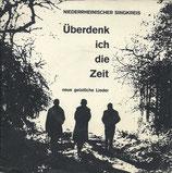 Chor der Pauluskirche Krefeld - Überdenk ich die Zeit