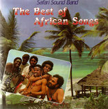 SAFARI SOUND BAND : The Best of African Songs (African Safari Club)