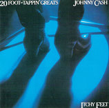 Johnny Cash - 20 Foot Tappin' Greats (Itchy Feet)