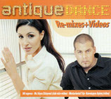 ANTIQUE - antique Dance Re-mixes+Videos (Maxi-CD mit3 Tracks und 2 Videos)