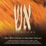 Abie Rotenberg & Shlomo Simcha - Aish Volume 2