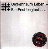 20.Deutscher Evangelischer Kirchentag 1983 - Umkehr zum Leben-Ein Fest beginnt