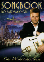 Bo Katzman Chor : Winter Nights - Liederheft Das Weihnachtsalbum