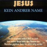Jesus kein andrer Name