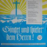 Gelsenkirchener Missions-Chor - Singet und spielet dem Herrn! 2501