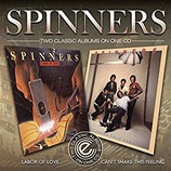 SPINNERS - Can't Shake This Feelin` & Labor Of Love