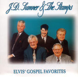 Stamps - Elvis' Gospel Favorites