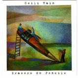 Ceili Rain - Erasers on Pencils