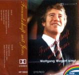 Wolfgang Wegert - Freundschaft mit Jesus