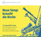 Reformierte Landeskirche Aargau : Neue Songs braucht die Kirche