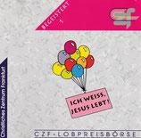 CZF Lobpreisteam Frankfurt - Ich weiss, Jesus lebt