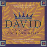 DAVID - A Man After God's Own Heart (Cam Floria) 2-CD