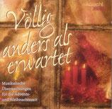 Hella Heizmann, Mathias Herman, Carola & Eberhard Rink, brassMEN, u.a. : Völlig anders als erwartet