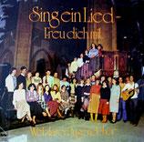 Wetzlarer Jugendchor - Sing ein Lied - Freu dich mit